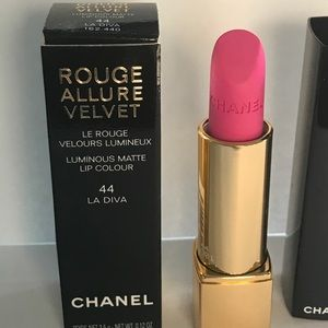 Chanel Rouge Allure Velvet Matte Lip #44 La Diva